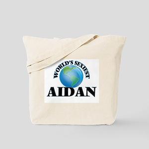 World's Sexiest Aidan Tote Bag