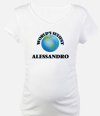 World's Sexiest Alessandro Shirt
