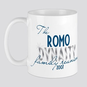 ROMO dynasty Mug