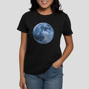 Blue Moon Women's Dark T-Shirt