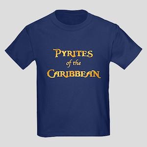 Pyrites Kids Dark T-Shirt