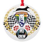 WooFDriver Pit Crew Ornament