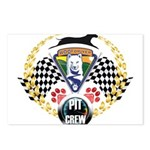 WooFDriver Pit Crew Postcards (Package of 8)