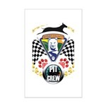 WooFDriver Pit Crew Posters