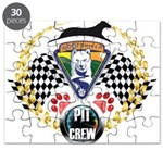 WooFDriver Pit Crew Puzzle