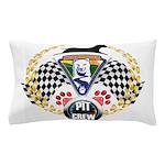 WooFDriver Pit Crew Pillow Case