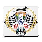 WooFDriver Pit Crew Mousepad