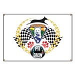WooFDriver Pit Crew Banner