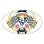 WooFDriver Pit Crew Sticker