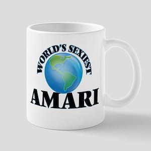 World's Sexiest Amari Mugs
