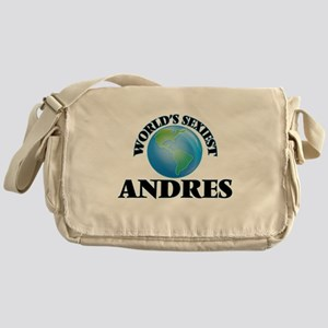 World's Sexiest Andres Messenger Bag