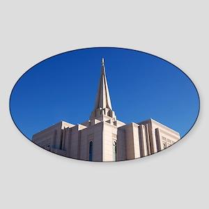 LDS Gilbert Temple Sticker