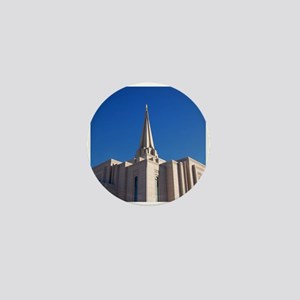 LDS Gilbert Temple Mini Button