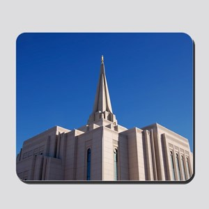 LDS Gilbert Temple Mousepad