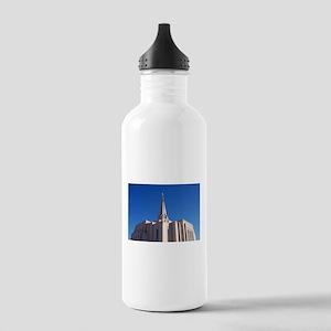LDS Gilbert Temple Water Bottle