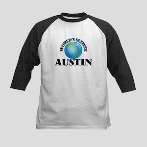World's Sexiest Austin Baseball Jersey