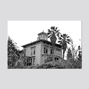 John Muir Home - Martinez Mini Poster Print