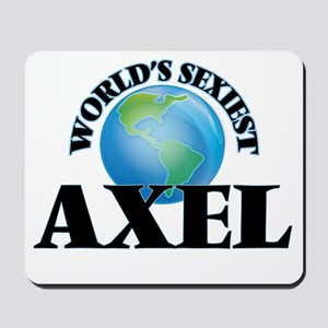 World's Sexiest Axel Mousepad