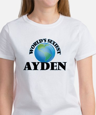 World's Sexiest Ayden T-Shirt