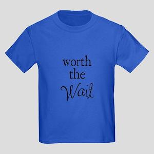 Worth the Wai Kids Dark T-Shirt