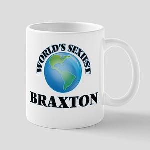World's Sexiest Braxton Mugs