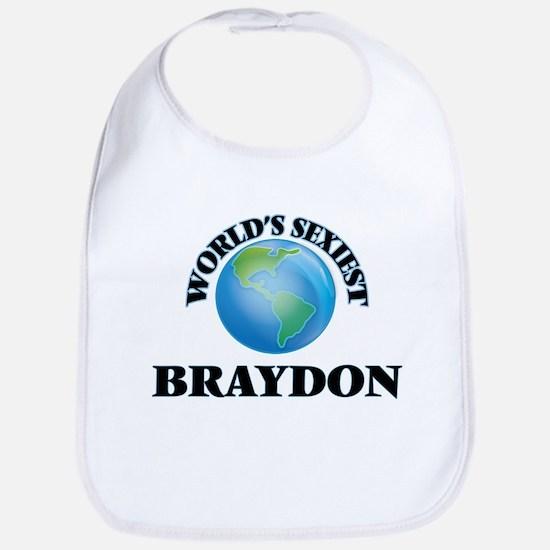 World's Sexiest Braydon Bib