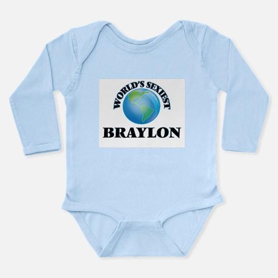 World's Sexiest Braylon Body Suit