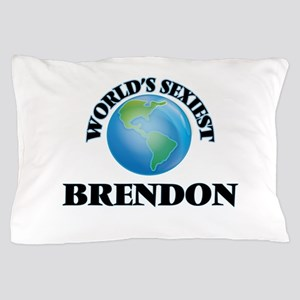 World's Sexiest Brendon Pillow Case
