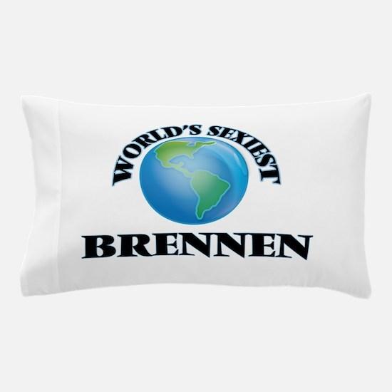 World's Sexiest Brennen Pillow Case