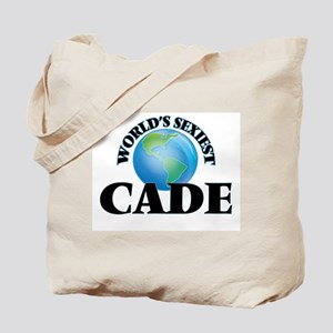 World's Sexiest Cade Tote Bag