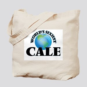 World's Sexiest Cale Tote Bag