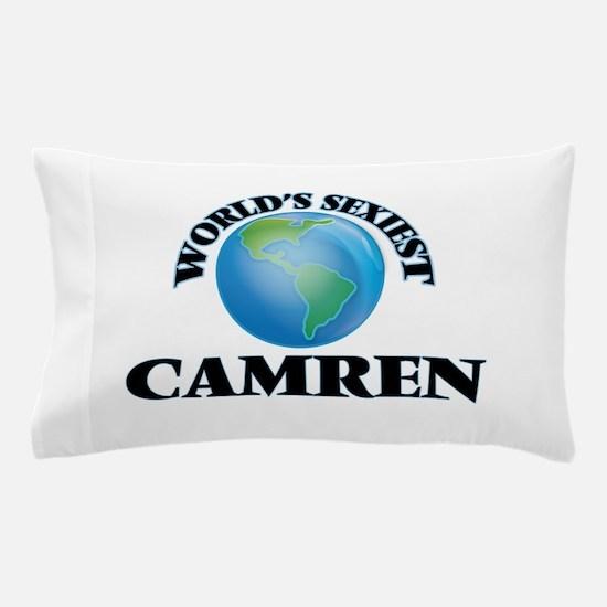 World's Sexiest Camren Pillow Case