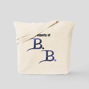 Property of B.B. Tote Bag
