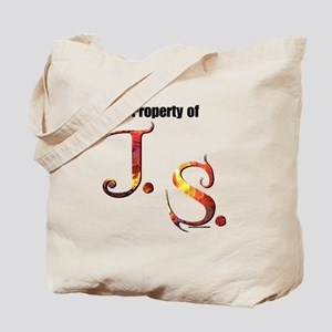 Property of J.S. Tote Bag