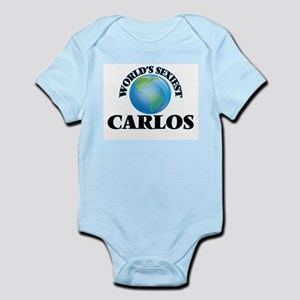 World's Sexiest Carlos Body Suit