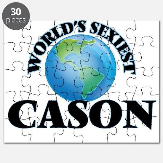 World's Sexiest Cason Puzzle