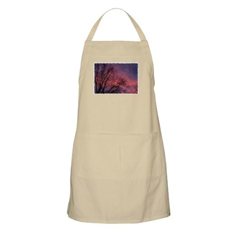 Skies on Fire Baking/BBQ Apron