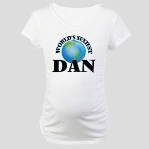 World's Sexiest Dan Maternity T-Shirt
