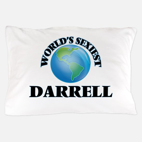 World's Sexiest Darrell Pillow Case