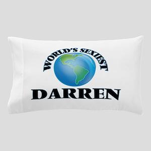 World's Sexiest Darren Pillow Case