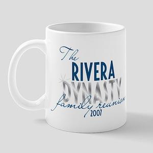 RIVERA dynasty Mug