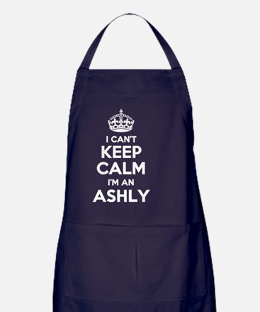 Cute Ashly Apron (dark)
