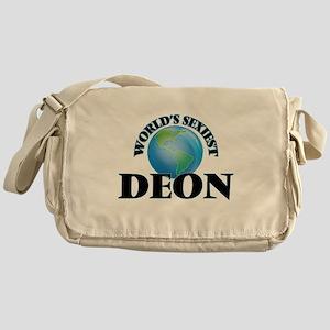 World's Sexiest Deon Messenger Bag