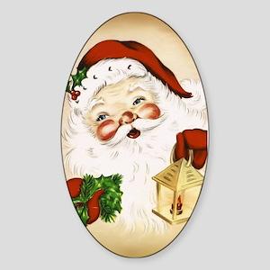 Vintage Santa 2 Sticker