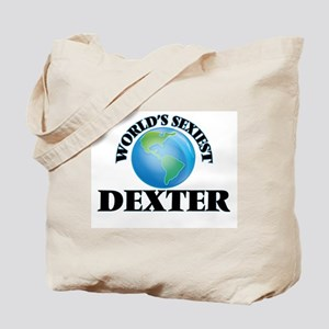 World's Sexiest Dexter Tote Bag