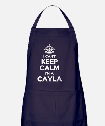 Unique Cayla Apron (dark)