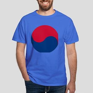 Taegeuk Symbol Dark T-Shirt