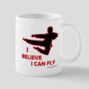 I Believe I Can Fly (Male) Mug