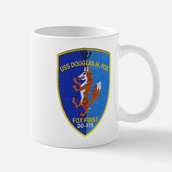 USS DOUGLAS H. FOX Mug