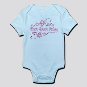 West Coast Swing Rules Body Suit